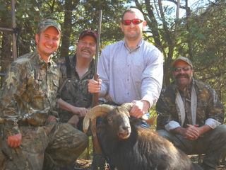Barbados Ram Hunts