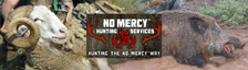 No Mercy Hunting Services, Gracemont Oklahoma