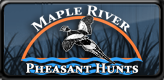 Maple River Phesant Hunts