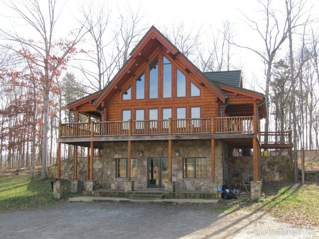 Wilderness Hunting Lodge.