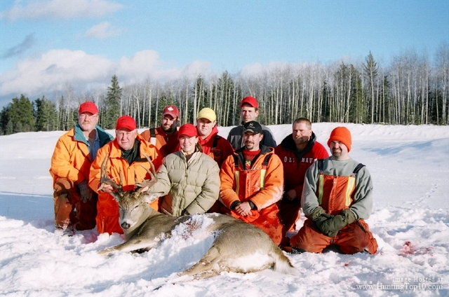 Saskatchewan Whitetail Deer Hunting Outfitters