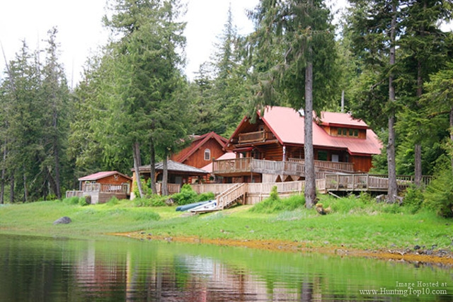 Alaska fishing lodge alaska saltwater and fly fishing lodges for Sitka fishing lodges