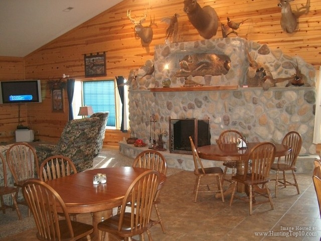 South Dakota Pheasant Hunting Lodge. at