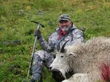 Mountain Goat Hunt Alaska David Gentile 2011