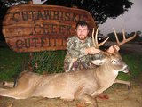 Nice Buck North Carolina Whitetail Deer.