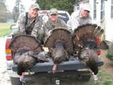 Record Turkey Hunting North Carolina