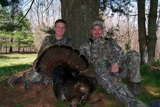Turkey Hunting Ohio, Ohio Turkey Hunting Outfitters.