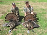 Turkey hunting Oklahom