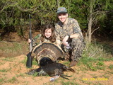 Turkey Hunting in Oklahoma, Rio Grande Turkey Hunting.