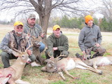 No Mercy Hunting Services, Oklahoma Whitetail Deer Hunting, Oklahoma Hunting Outfitter.