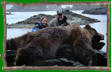 Alaska Brown Bear hunting.