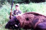 Pennsylvania Bison Hunt
