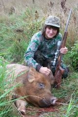 Pennsylvania Boar Hunting