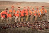 Satisfied Pheasant Hunters at Stukel