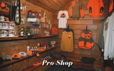 Outfitters Pro Shop.