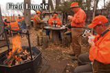 Field Lunch Stukels Upland Bird Hunting