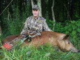 Russian Boar Hunting in Tennessee.