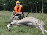 Tennessee Exotic Game Hunts at Wilderness Hunting Lodge.