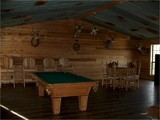 Texas Hunting Lodge.