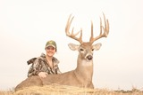 Monster Whitetail Deer Hunts Texas.