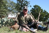 Exotic Blackbuck Hunts Texas.