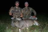 Wisconsin Trophy Whitetail hunts