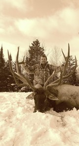 Heavy Horn Outfitters, Eddie Showwalter