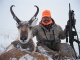 Table Mountain Outfitters, Pronghorn Hunt