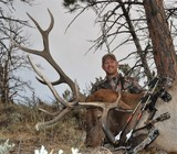 Wyoming Elk Hunting