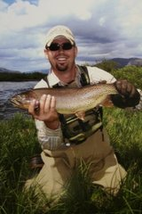 Clay & Cutthroat trout