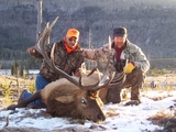Yellowstone Outfitters, Charlie Centeno & Lynn Madsen