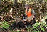 Record Quebec Moose Hunt