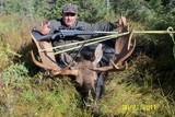 Moose Hunting Quebec