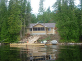 Quebec Hunting and Fishing Cabin.