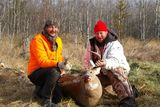 Sakatchewan Whitetail Deer Hunting 2011
