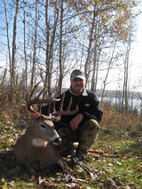 1st Whitetail 2012