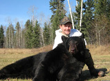 Bear Hunting in Saskatchewan.