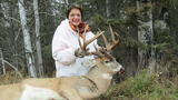 Sasktachewan Whitetial deer hunting