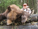Torch River Outfitters, big saskatchewan bear