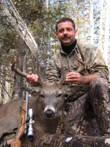 Torch River Outfitters, nice buck