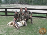 Hunting Adventure at Circle E Ranch