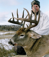 Hunting in Saskatchewan, Canada for Whitetail Deer