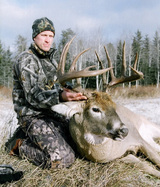 Saskatchewan, Canada Whitetail Deer Hunts