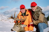 Saskatchewan Whitetail Deer Hunting
