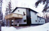 Saskatchewan, Canada Hunting Lodge