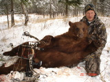 Saskatchewan, Canada Black Bear Hunts