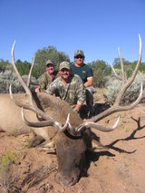 Good AZ Elk Hunt