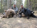 Black bear hunt