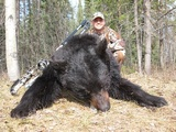 Burnt Lake Outfitters, Black bear hunt