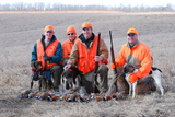 Upland Game Hunts